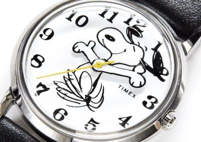 Timex Peanuts Todd Snyder Snoopy Watch
