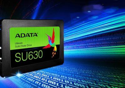 ADATA SU630 960GB 3D-NAND SATA 2.5 Inch Internal SSD (ASU630SS-960GQ-R)
