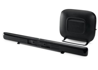 Harman Kardon Omni Bar+ Wireless HD Soundbar with Wireless Subwoofer (Black)