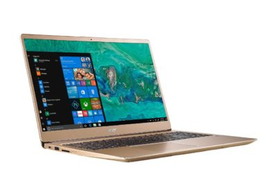 "Acer Laptop Swift 3 SF315-52-81HD Intel Core i7 8th Gen 8550U (1.80 GHz) 8 GB Memory 256 GB SSD Intel UHD Graphics 620 15.6"" Windows 10 Home 64-bit"