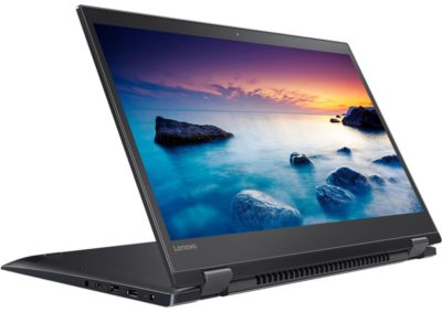 "Touch IPS 15.6"" 1080p Lenovo Flex 15 81SR000QUS 2-in-1 Laptop with 8th Gen Intel Core i7-8565U, 8GB DDR4 Memory, 256GB SSD"