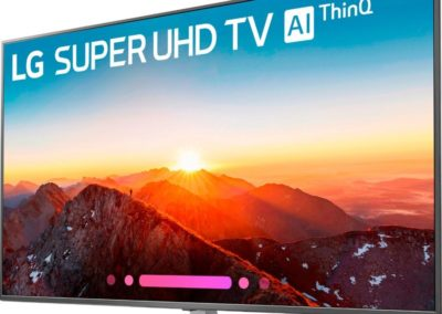 """LG 55SK8000PUA 55"""" Class - LED - SK8000 Series - 2160p - Smart - 4K UHD TV with HDR"""