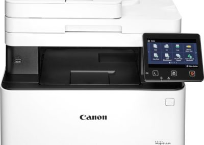 Canon 5517219 Color imageCLASS MF644Cdw Wireless Color Laser All-In-One Printer