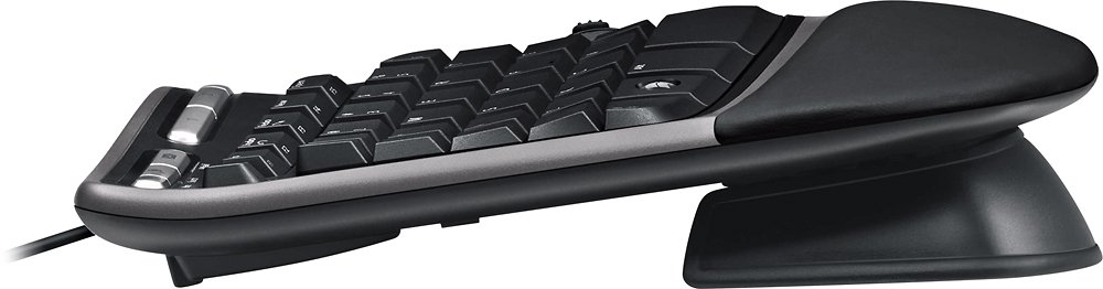 Microsoft B2M-00012 Natural Ergonomic Keyboard 4000 in Black