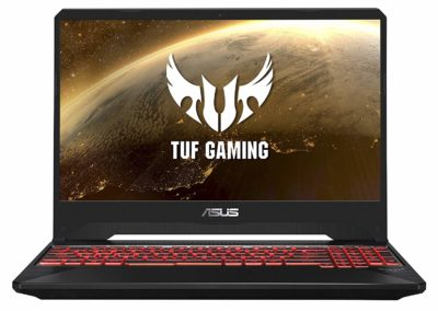 "ASUS TUF Gaming Laptop, 15.6"" IPS Level Full HD, AMD Ryzen 5 3550H Processor, AMD Radeon Rx 560X, 8GB DDR4, 256GB PCIe Nvme SSD, Gigabit WiFi, Windows 10 - FX505DY-ES51"