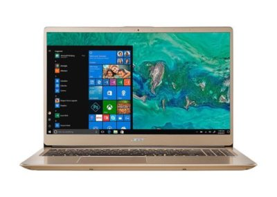Acer Laptop Swift 3 SF315-52-81HD Intel Core i7 8th Gen 8550U (1.80 GHz) 8 GB Memory 256 GB SSD Intel UHD Graphics 620
