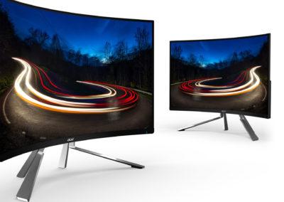 """Acer ET322QU 32"""" 75Hz LED IPS Monitor"""