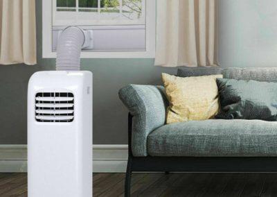 Costway 10000-Btu Portable Air Conditioner