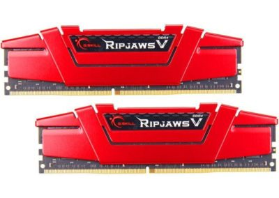 G SKILL Ripjaws V Series 32GB 2x16GB 288-Pin DDR4 SDRAM DDR4 3600 PC4 28800 Desktop Memory