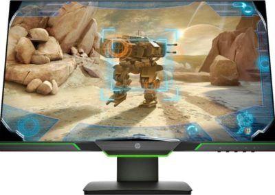 HP 25X 25 Inch LED 144Hz Gaming Monitor 01