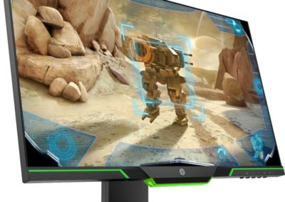 HP 25X 25 Inch LED 144Hz Gaming Monitor 02