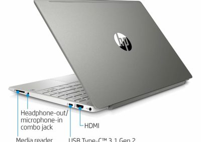 HP Pavilion 13-an0010nr 13.3 Inch Laptop 13.3, 8th Gen Intel Core i5, 8GB Memory, 256GB Solid State Drive