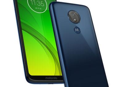 Motorola PAEB0006US Moto G7 Power with 32GB Memory Cell Phone (Unlocked) - Marine Blue