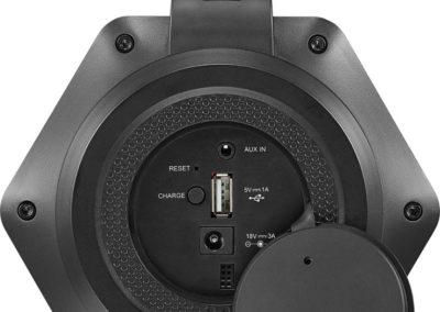 Insignia Waterproof Portable Bluetooth Speaker