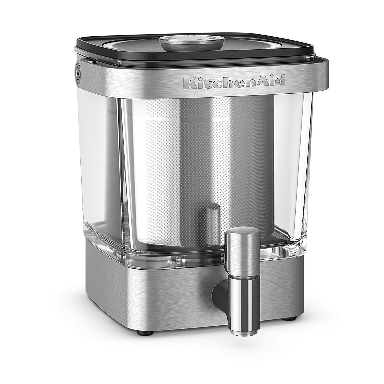 Kitchenaid 38 Oz Brushed Stainless Steel Cold Brew Xl