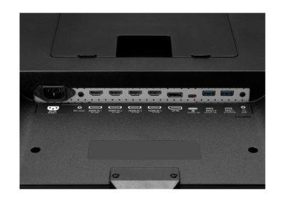 LG 43MU79-B Matte Black 43 Inch UHD 4K Monitor