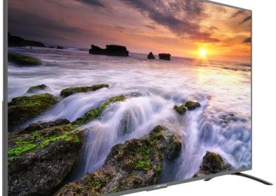 Sceptre 75″ Class 4K Ultra HD (2160P) LED TV (U750CV-U) for $749 99