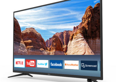 Seiki 50 Inch 4K Ultra HD (2160p) Smart LED TV