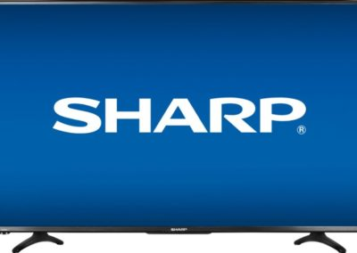Sharp 43 Inch 4K UHD LED TV with HDR Roku
