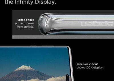 Spigen Liquid Crystal (Air) Designed for Samsung Galaxy S10 Plus Case