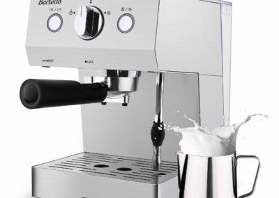 The Infuser Espresso Machine by Barsetto CM5003-UL