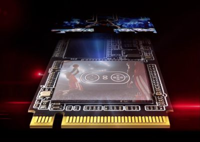 1TB Adata XPG SX8200 Pro ASX8200PNP-1TT-C M.2 2280 PCIe Gen3x4 NVMe Solid State Drive SSD