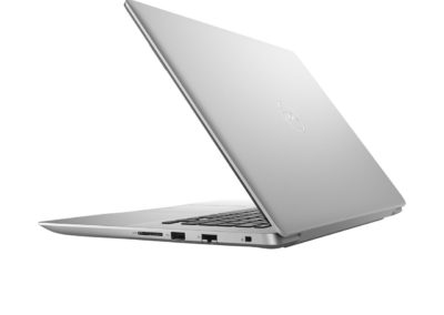 New 15.6-Inch Dell Inspiron 15 5000 5585 Laptop with 2nd Gen AMD Ryzen Mobile Processsors with Radeon Vega Graphicsin a portable, slim design with narrow borders