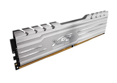 16GB (2 x 8GB) Adata XPG Gammix D10 DDR4 3000 SDRAM with CAS Latency 16 and lifetime warranty