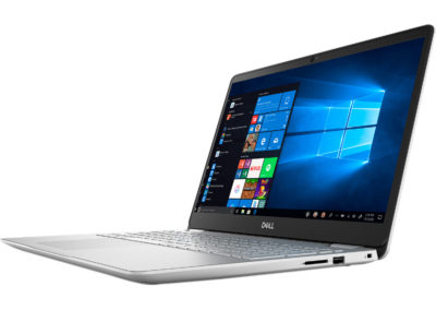 """Touchscreen IPS 15.6"""" 1080p Dell Inspiron 15 5584 Laptop with 8th Gen Intel Core i7-8565U, 8GB DDR4 Memory, 256GB NVMe SSD, Scratch & Dent"""