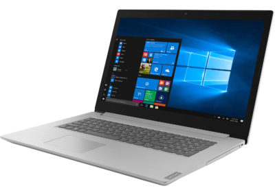 "17.3"" HD+ Lenovo IdeaPad L340-17API 81LY000HUS Laptop with AMD Ryzen 5 3500U, Radeon Vega 8 Graphics, 8GB DDR4, 256GB SSD"