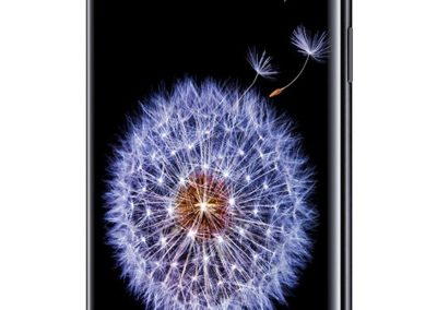 Samsung Galaxy S9 G960U 64GB Unlocked 4G LTE Phone w/ 12MP Camera - Midnight Black