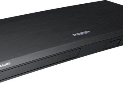 Samsung - Streaming 4K Ultra HD Audio Blu-ray Player - Black Model:UBD-M7500/ZA