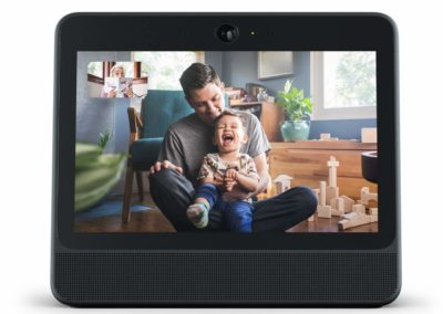 "10.1"" Portal from Facebook. Smart, Hands-Free Video Calling with Alexa Built-in"