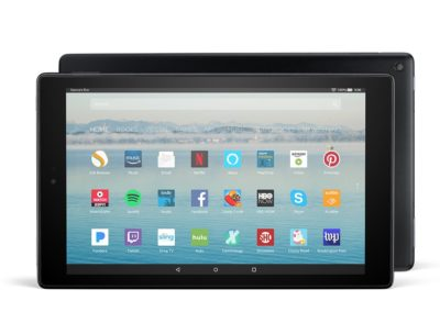 "10.1"" Full HD Amazon Fire HD 10 Tablet with Alexa Hands-Free 32GB Black with Special Offers for $99.99 Shipped for Amazon Prime members"