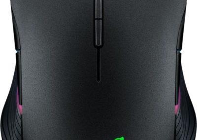 Razer - Lancehead Wireless Optical Gaming Mouse with Chroma Lighting - Black