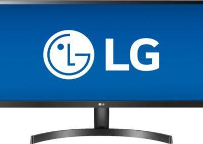 "LG - 29WL500-B 29"" IPS LED UltraWide FHD FreeSync Monitor with HDR - Black"