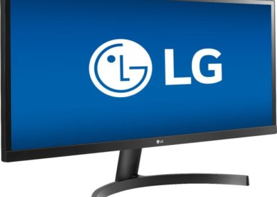 "LG - 29WL500-B 29"" IPS LED UltraWide FHD FreeSync Monitor with HDR - Black"