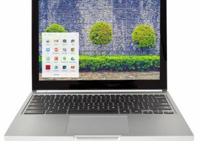 "Refurbished: Google Chromebook Pixel 12"" Touch Laptop Intel i7 16GB 64GB SSD 2015 - C1501W"