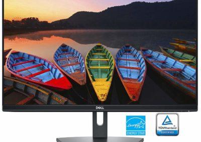 """IPS 24"""" 1080p Dell SE2419H Thin-Bezel LED Monitor"""