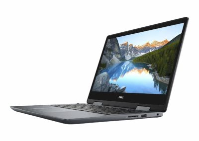 """Touchscreen IPS 14"""" 1080p Dell Inspiron 14 5482 2-in-1 Laptop with 8th Gen Intel Core i7-8565U, 8GB DDR4 memory, 256GB NVMe Solid State Drive, 0.79"""" thin, and 3.87 lbs, Refurb"""