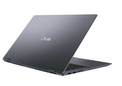 "Touchscreen 14"" 1080p Asus VivoBook Flip TP412FA-OS31T 9427884 2-in-1 Laptop with 8th Gen Intel Core i3-8145U, 4GB DDR4 Memory, 128GB SSD"