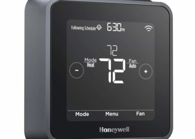 Honeywell RCHT8610WF2006 Lyric T5 Wi-Fi Smart 7 Day Programmable Touchscreen Thermostat