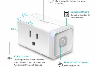 Kasa Smart WiFi Plug Lite