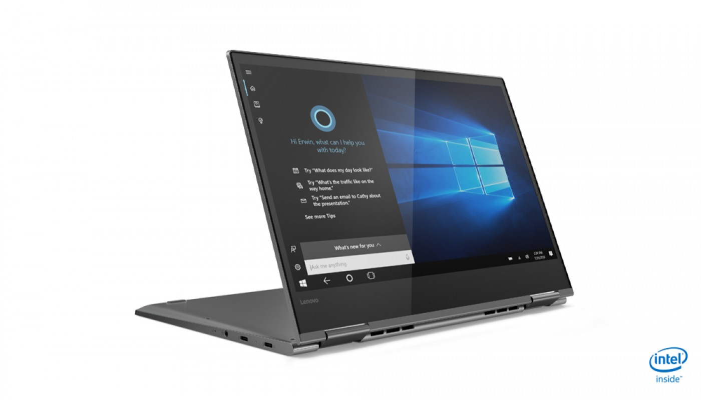 Touchscreen 13 3 Lenovo Yoga 730 2 In 1 Laptop With 8th Gen Intel Core I7 8550u 8gb Memory 512gb Ssd For 799 99 Shipped From Lenovo Apex Deals