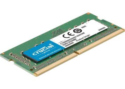 Crucial 16GB Single DDR4 2400 (PC4 19200) 260-Pin SODIMM Memory - CT16G4SFD824A