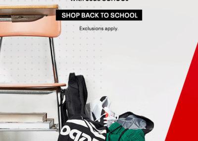 40% off Sitewide at Reebok, plus 50% off Kids Footwear