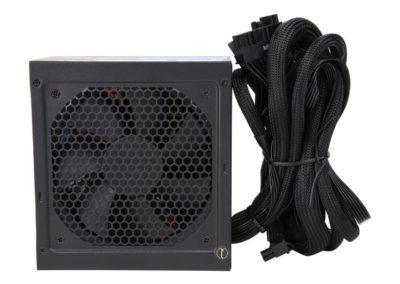 Seasonic S12III 500 SSR-500GB3 500W 80+ Bronze Power Supply, ATX12V & EPS12V, Direct Output, Smart & Silent Fan Control, 5 yr Warranty
