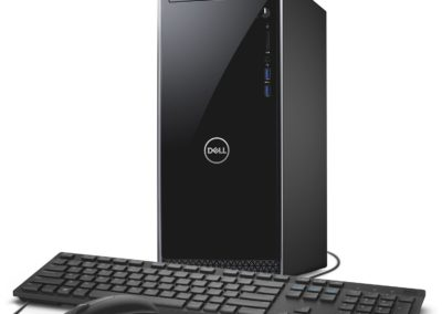 Dell Inspiron 3670 Desktop Computer with 9th Gen Intel Core i5-9400, 12GB DDR4, 256GB M.2 SSD ndgmbmcr612ps