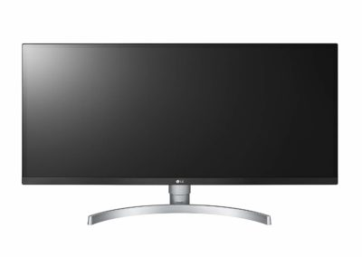 "LG 34WK650-W 34"" UltraWide 21:9 IPS Monitor with HDR10 and FreeSync (2018)"