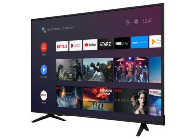 "Hisense 58"" Class 4K Ultra HD (2160p) HDR Android Smart LED TV (58H6550E)"